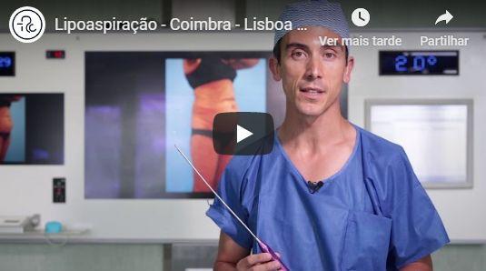 Lipoaspiração - Coimbra - Lisboa